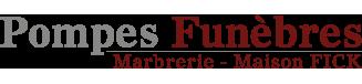 Pompes funèbres - Maison FICK